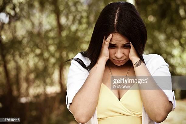 Teenager Emotional Stress