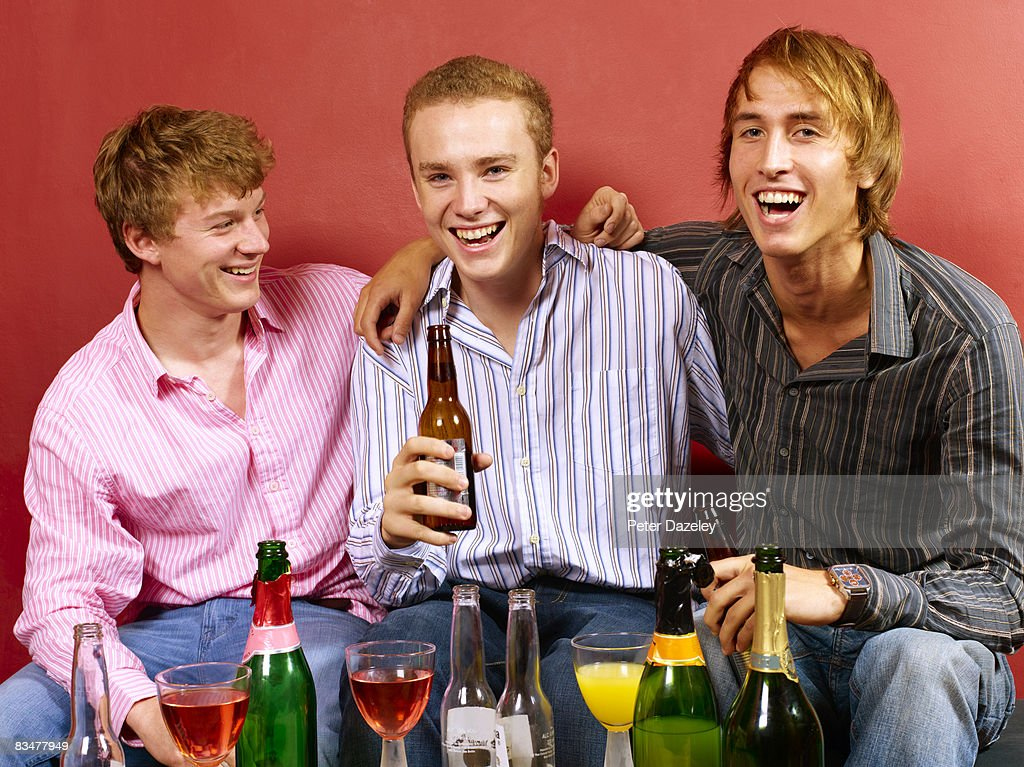 Teenagers night out