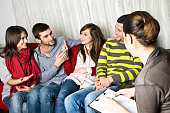 teens & family Therapy