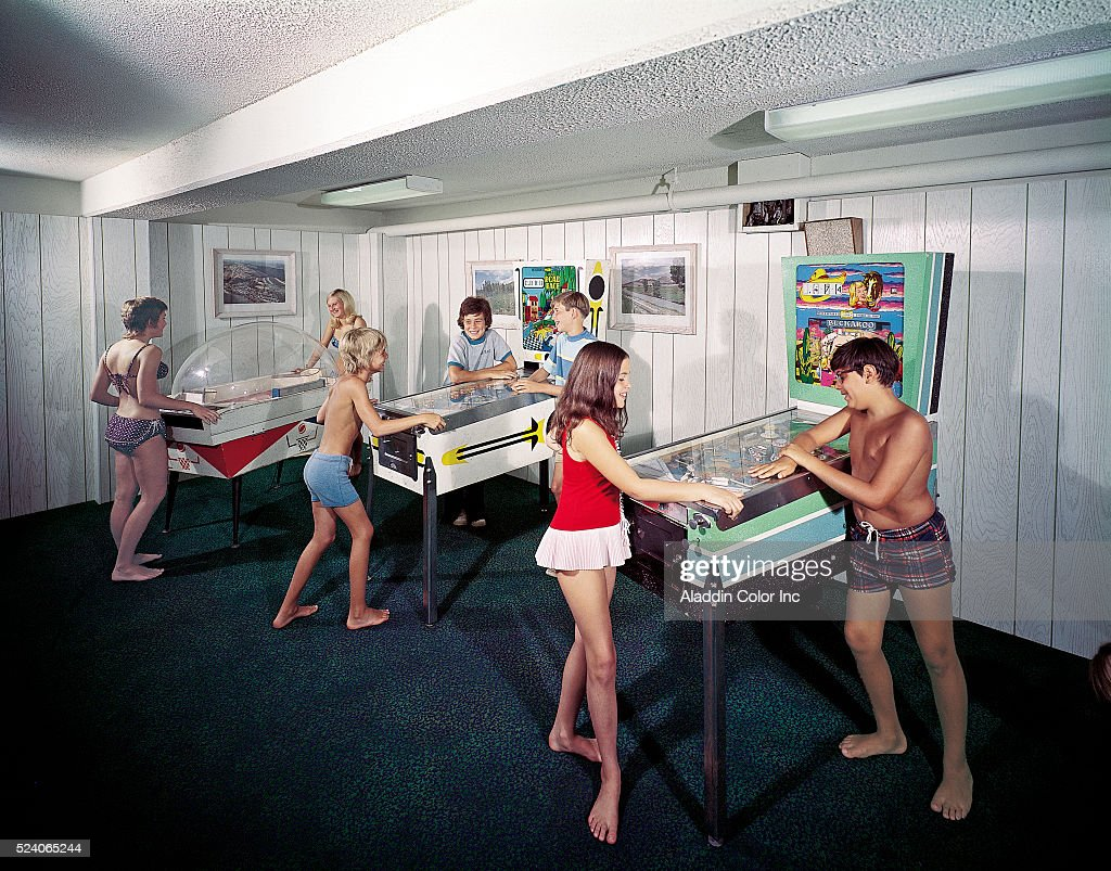 Game room ideas for teens