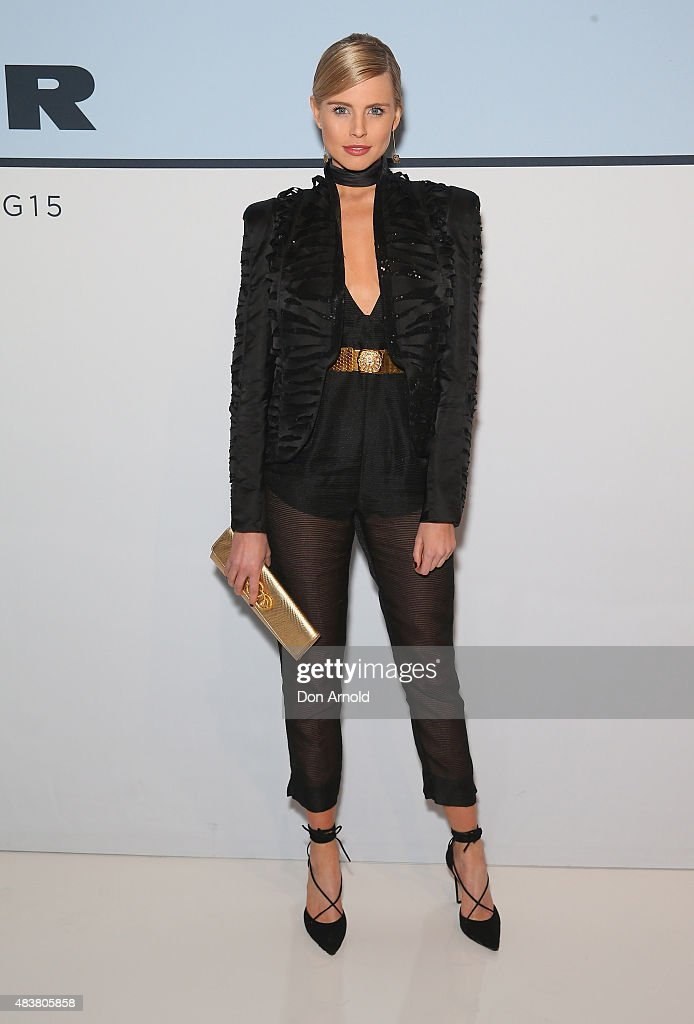 Myer Spring 2015 Fashion Launch - Arrivals