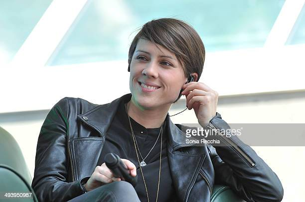 Tegan Sara And TD Music Come Together at Roy Thomson Hall on May 26 2014 in Toronto Canada