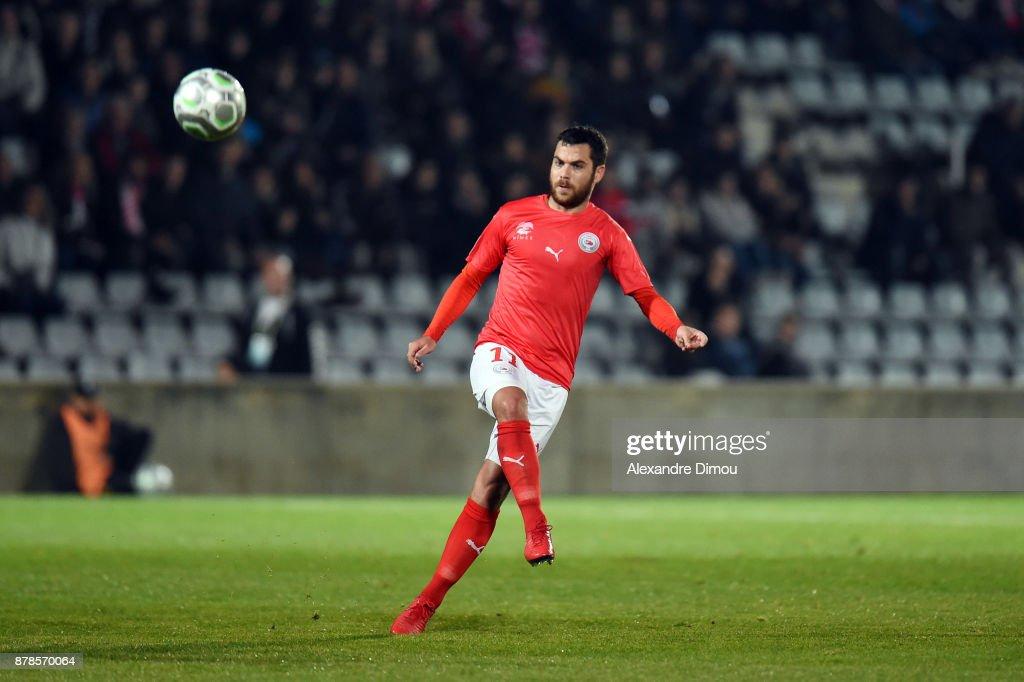 Nimes v Bourg en Bresse - Ligue 2