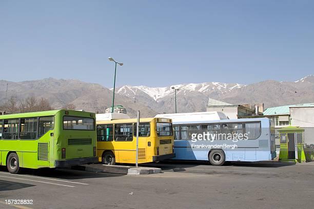 Teerão Estação Rodoviária