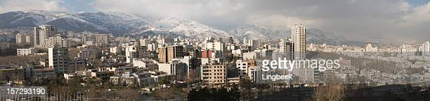 Tehran Panorama of Teheran