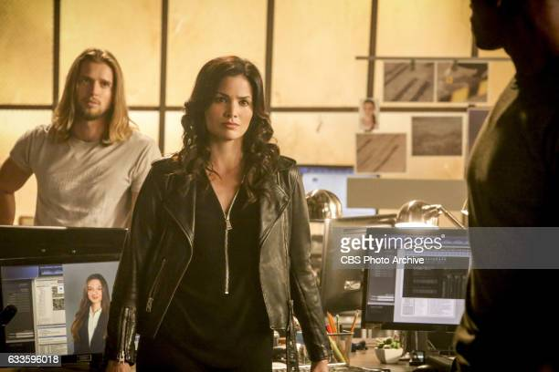 'Tehrangeles' Pictured Dew Van Acker as Tommy Campbell Katrina Law as Rebecca Lee and Justin Cornwell as Kyle Craig Kyle grows concerned that Frank's...