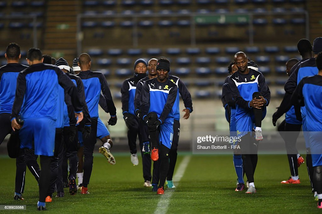FIFA Club World Cup - Mamelodi Sundowns Training