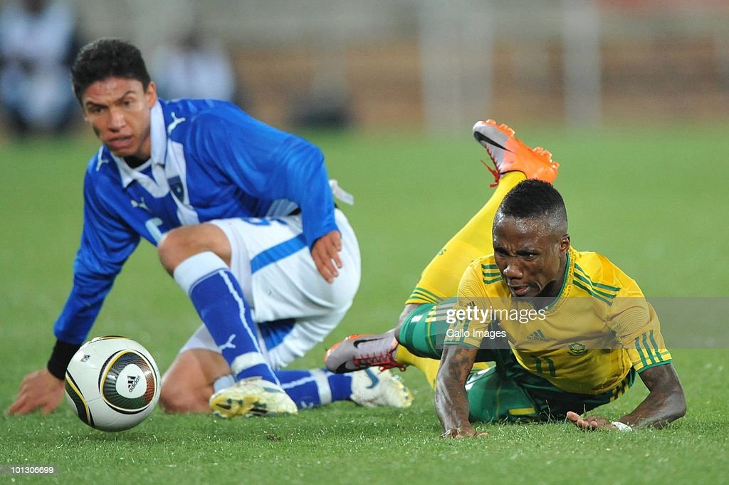 South Africa v Guatemala - International Friendly