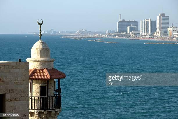 Tel Aviv Jaffa Stadt von (Israel