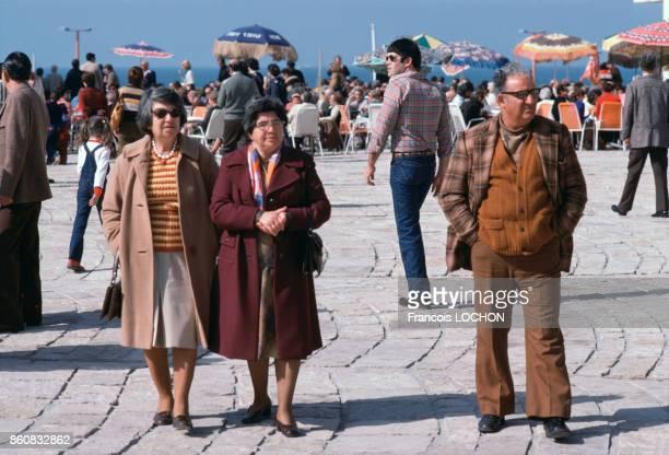 Tel Aviv juin 1977 Israël