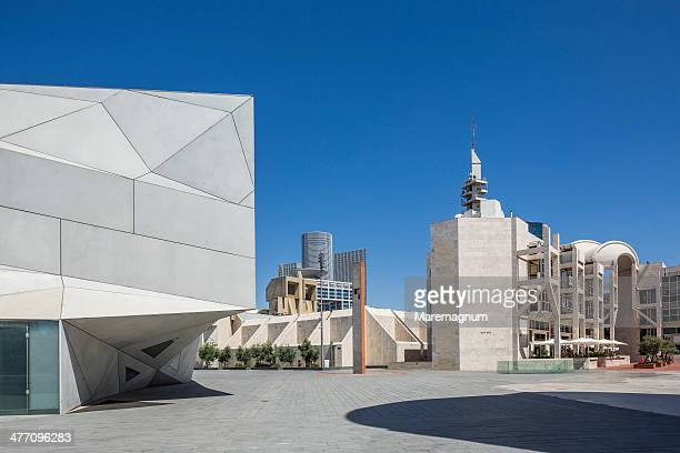 Tel Aviv Museum of Art and Golda Center