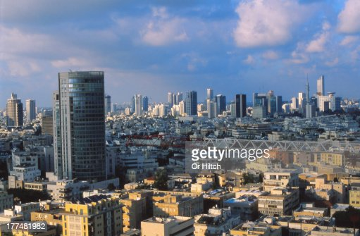 Tel Aviv Office View