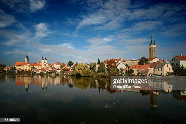 Telc reflected