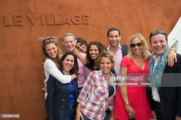 Marie Mamgioglou Sophie Gastrin William Leymergie Sarah Doraghi Myriam Seurat Laura Tenoudji Julien Benedetto Charlotte Bouteloup and Patrice...