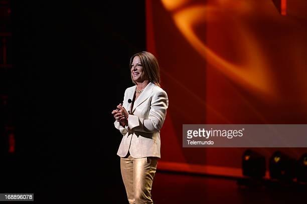 Telemundo Events 'Telemundo 2013 Upfront at Jazz at Lincoln Center' Pictured Ana Maria Polo
