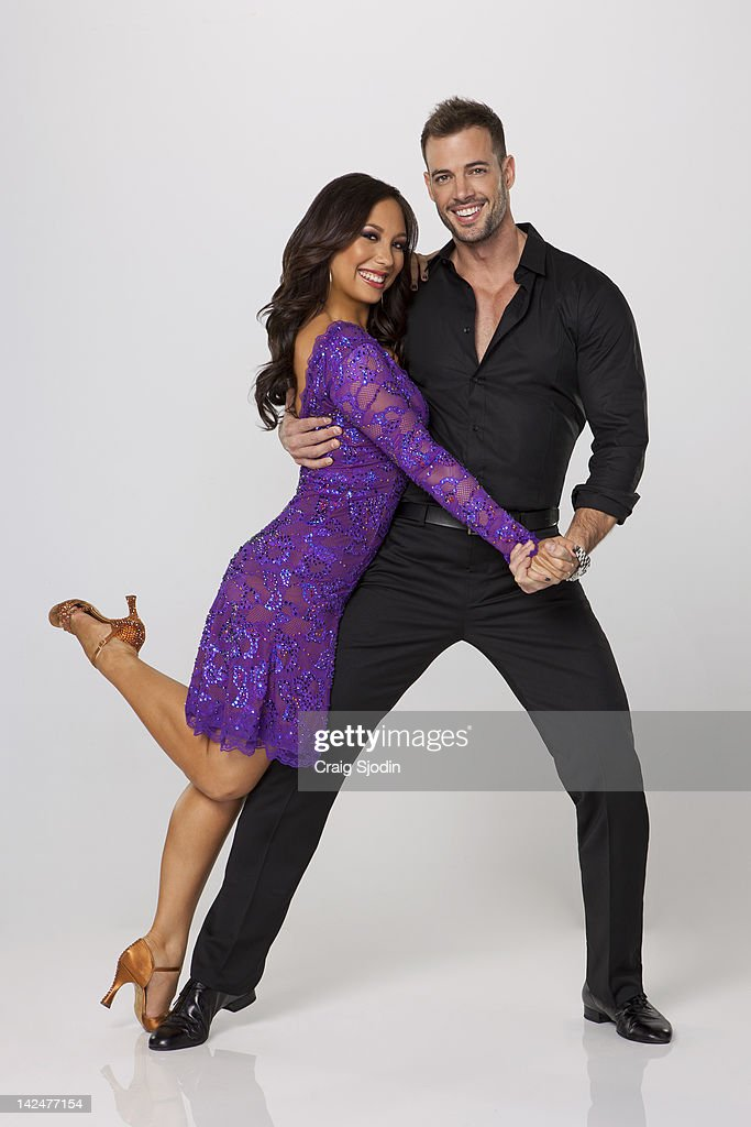 STARS - (EXCLUSIVE TO GETTY IMAGES UNTIL APRIL 19, 2012) WILLIAM LEVY & CHERYL BURKE - Telenovela star William Levy partners with two-time champ Cheryl Burke, who returns for her 13th season. The two-hour season premiere of 'Dancing with the Stars' airs MONDAY, MARCH 19 (8:00-10:01 p.m., ET) on the ABC Television Network.
