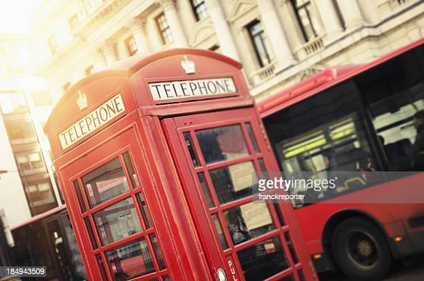 Telephone Booth on London Street