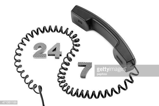 24/7 Telefon