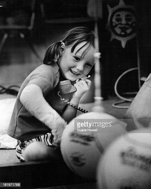 JUL 12 1973 JUL 19 1973 JUL 22 1973 Telephone Tether ball pendulum Kelly Higgins 5