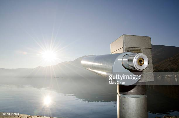Telescope and sun
