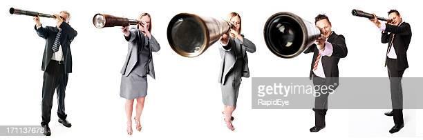 Telescope Personen