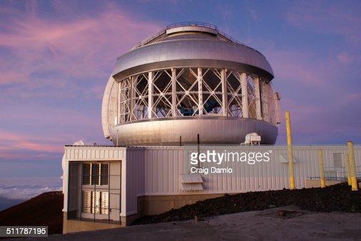 Telescope Vent : Stock Photo