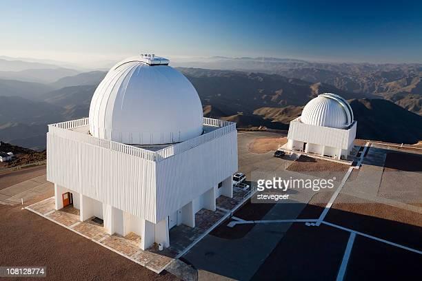Telescopes in Chile