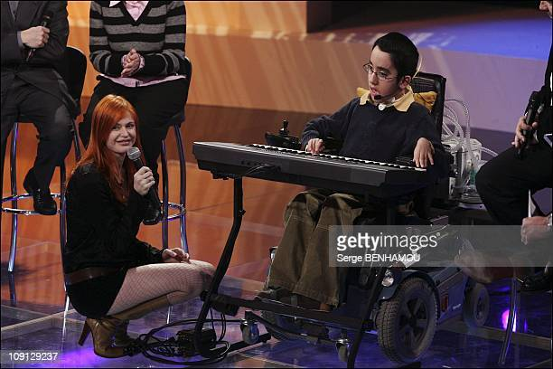 Telethon 2004 On December 04Th 2004 Axelle Red