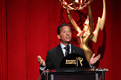 Television Academy Chairman and CEO Bruce Rosenblum present the 68th Emmy Awards Nominations Announcement held at the Saban Media Center on July 14...
