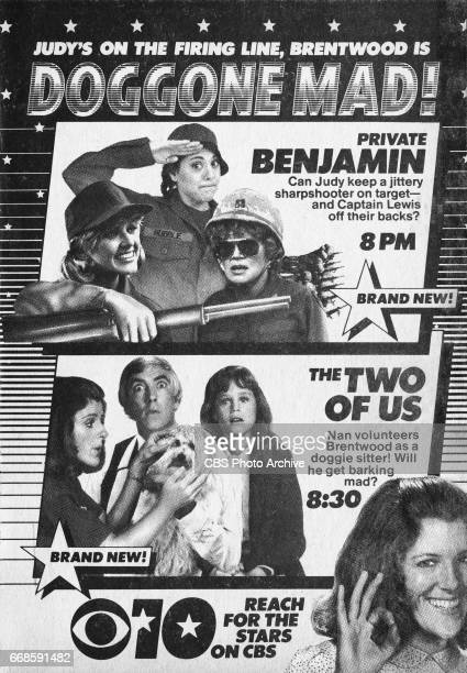 Television advertisement as appeared in the October 17 1981 issue of TV Guide magazine An ad for the Monday primetime comedy programs Private...