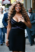 Television and radio host Wendy Williams attends 'The Wendy Williams Show' Launch Party at The Gates on July 13 2009 in New York City