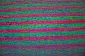 TV LCD Television broadcast digital noise electronic signal graphic failure