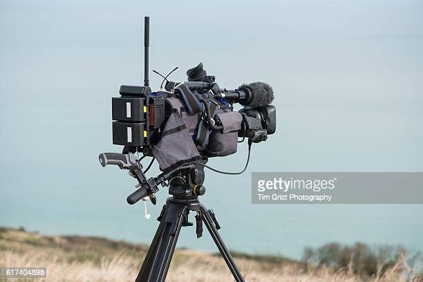 film camera tv camera stock photos and pictures getty images