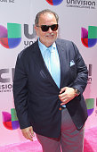 "Television coHost Raul ""El Gordo"" De Molina attends Univision's 2015 Upfront at Gotham Hall on May 12 2015 in New York City"