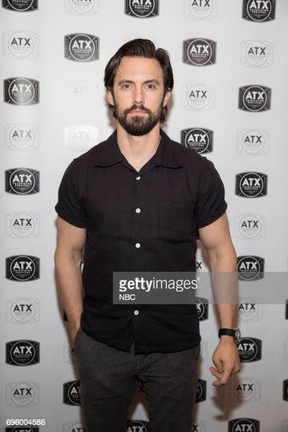 Television Festival at The Stephen F Austin Hotel Austin TX Pictured Milo Ventimiglia