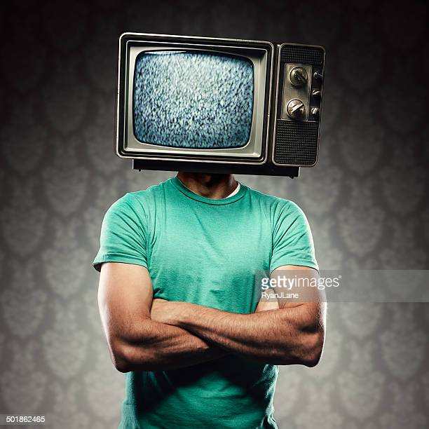 Homem cabeça de Televisão