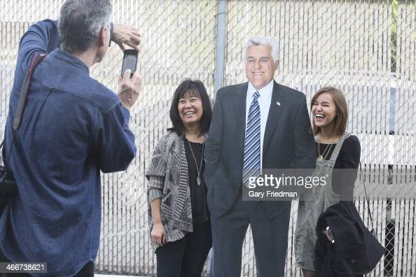 Television host and comedian Jay Leno is photographed for Los Angeles Times on January 28 2014 in Burbank California PUBLISHED IMAGE CREDIT MUST READ...