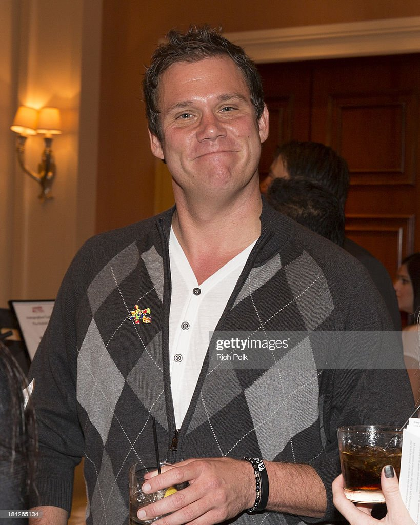 Television host Bob Guiney attends the 7th Annual Ante Up For Autism Event At The St. Regis Monarch Beach Resort on October 12, 2013 in Dana Point, California.