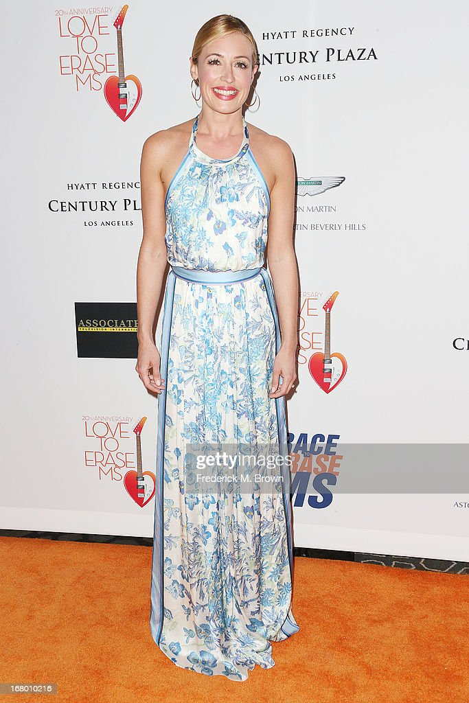 Television host Cat Deeley attends the 20th Annual Race to Erase MS Gala 'Love to Erase MS' at the Hyatt Regency Century Plaza on May 3, 2013 in Century City, California.