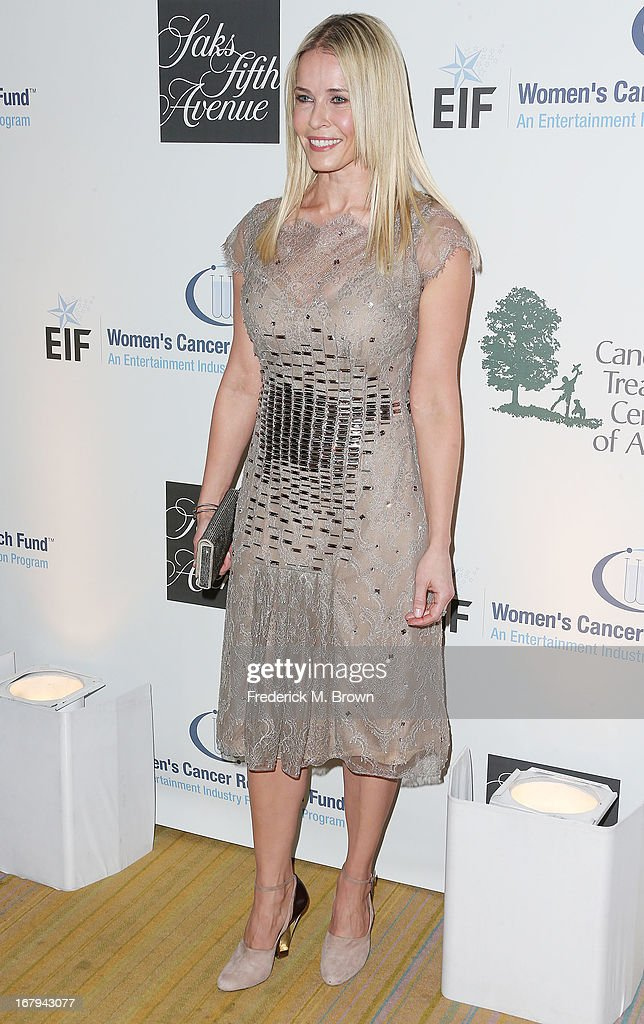 Television host Chelsea Handler attends the EIF Women's Cancer Research Fund's 16th Annual 'An Unforgettable Evening' presented by Saks Fifth Avenue at the Beverly Wilshire Four Seasons Hotel on May 2, 2013 in Beverly Hills, California.