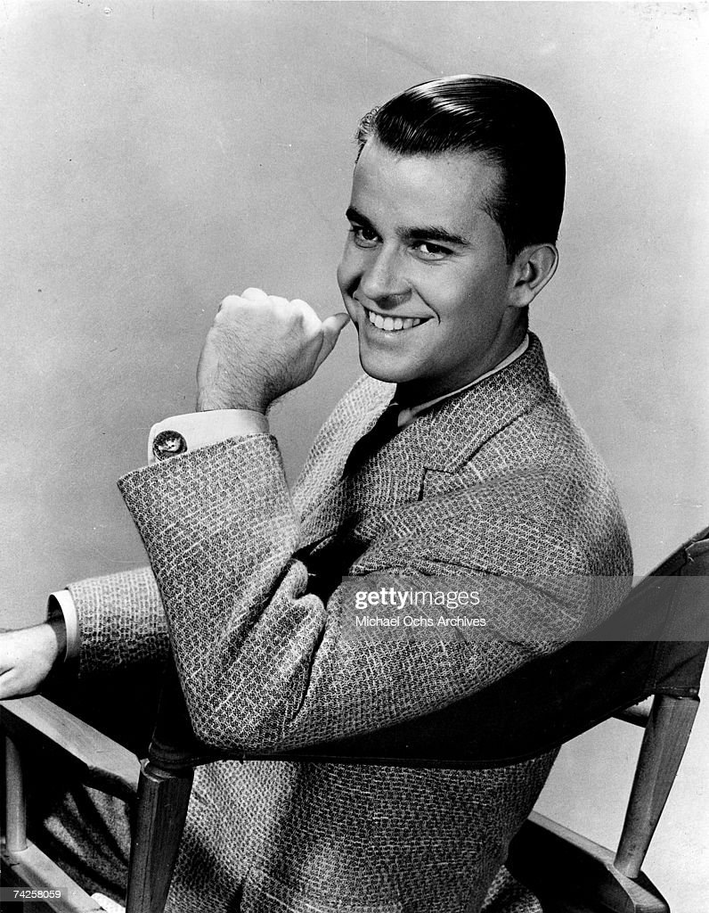 Television host Dick Clark poses for a portrait in circa 1958