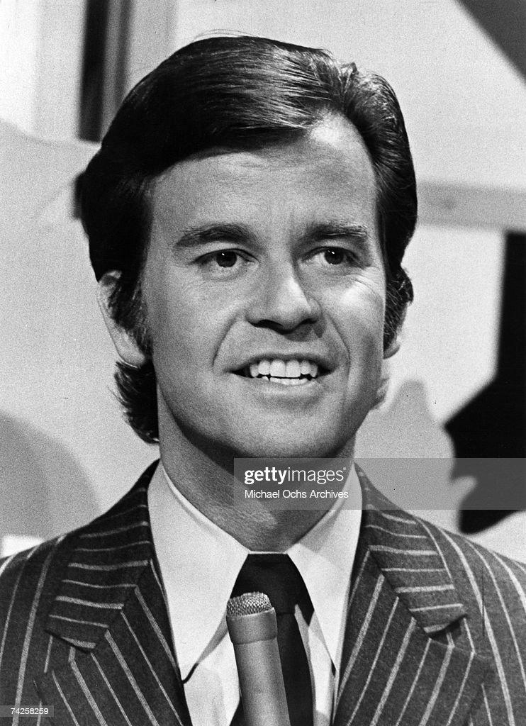Television host Dick Clark poses for a portrait in circa 1967