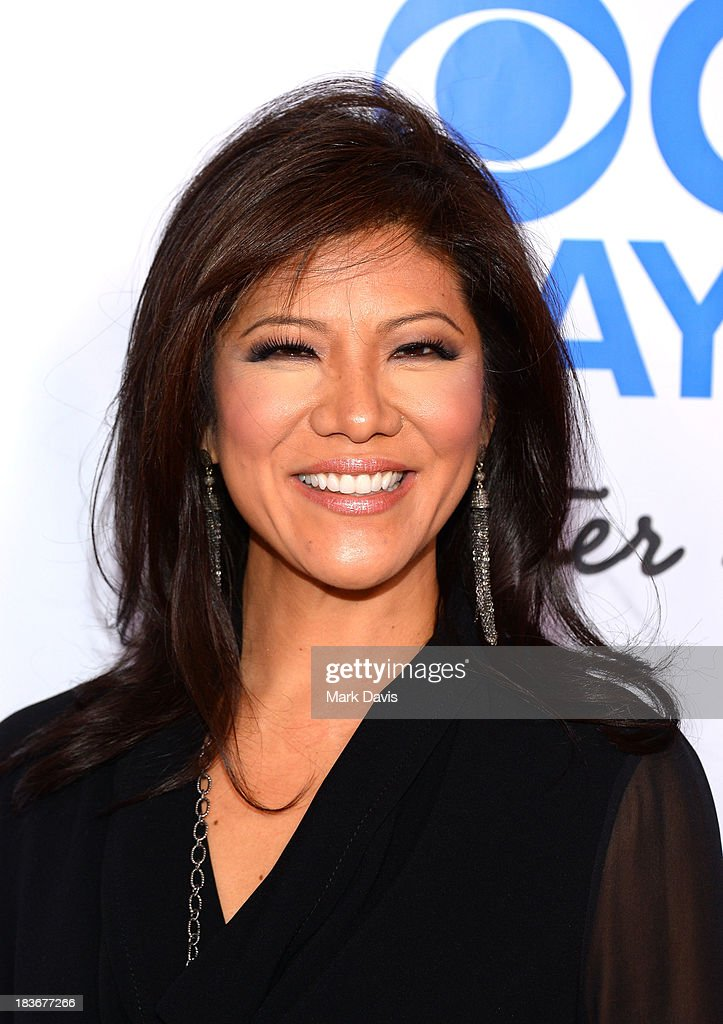 Television host Julie Chen attends 'CBS Daytime After Dark' at The Comedy Store on October 8, 2013 in West Hollywood, California.