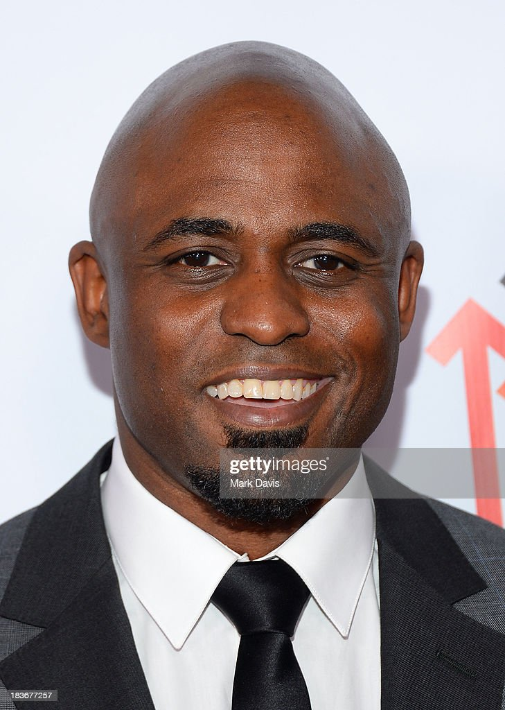 Television host Wayne Brady attends 'CBS Daytime After Dark' at The Comedy Store on October 8, 2013 in West Hollywood, California.