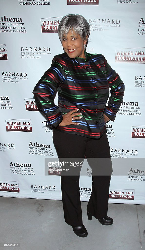Television Journalist Roz Abrams attends the 2013 Athena Film Festival Opening Night Reception at The Diana Center At Barnard College on February 7, 2013 in New York City.