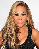 Television personality Adrienne Maloof attends The Maloof Foundation And Jacob's Peter W Busch Family Foundation hosting a holiday toy donation For...
