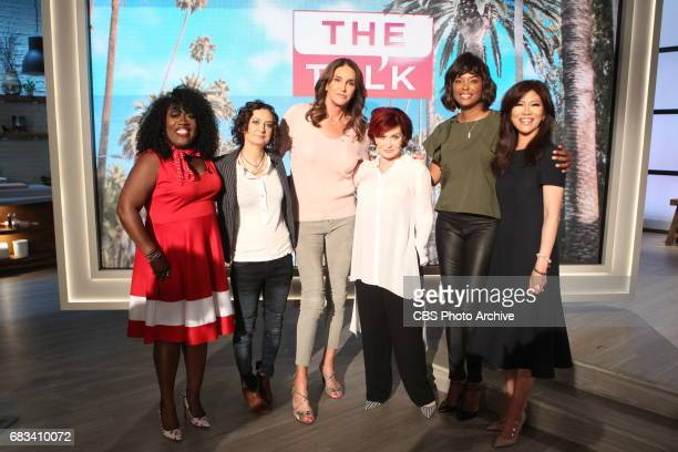 Television personality and author Caitlyn Jenner discuss her new book 'The Secrets of My Life' on 'The Talk' Wednesday May 10 2017 on the CBS...