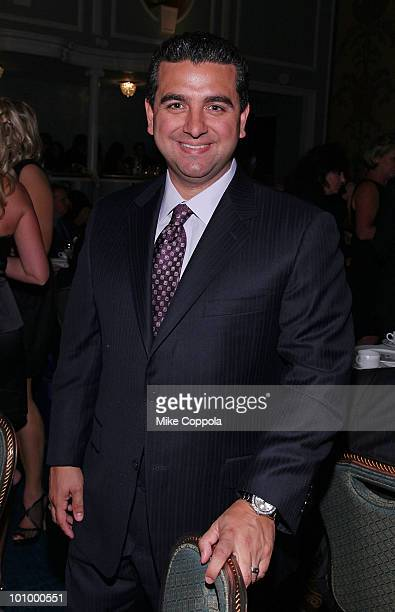 Television personality and owner of Carlo's Bake Shop Buddy Valastro attends NIAF Night in New York at the Hilton New York on May 26 2010 in New York...