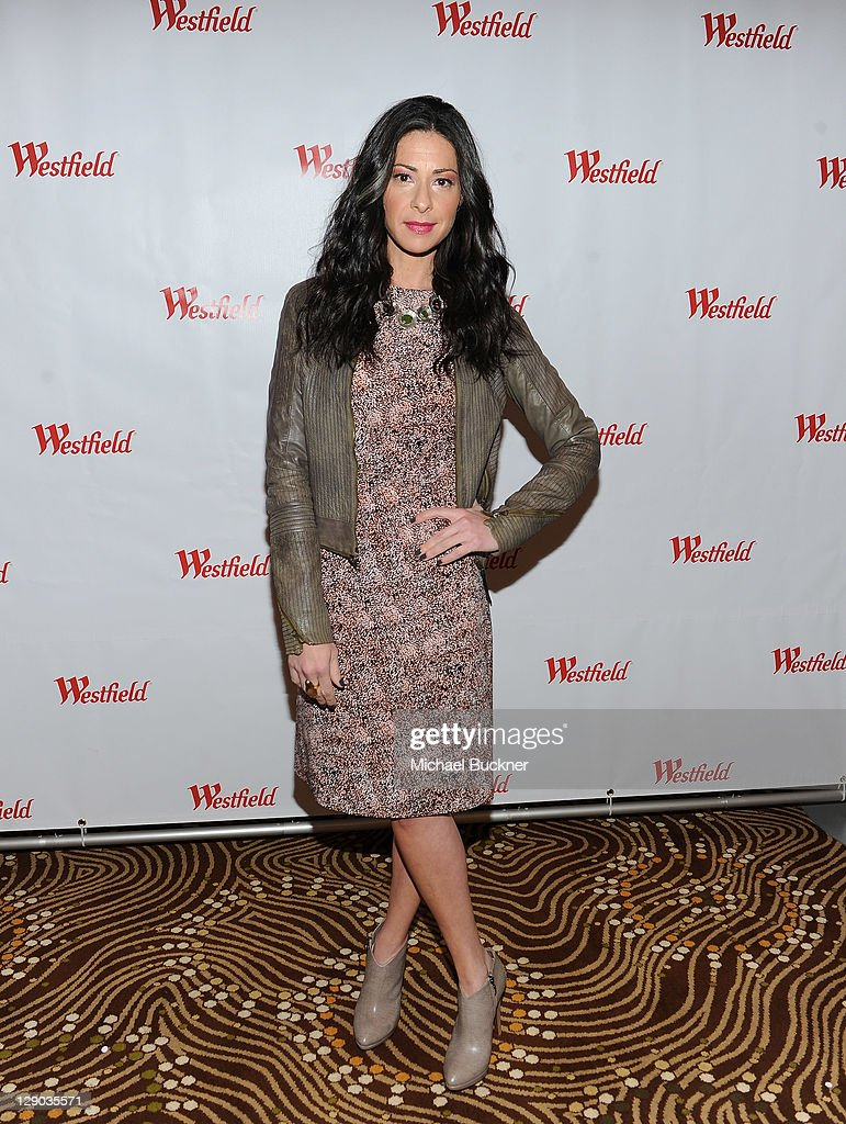 Television personality and Stylist Stacy London attends the press conference for The Westfield Style Tour coming to Westfield Topanga presented by Stacy London at the Beverly Wilshire Hotel on October 11, 2011 in Beverly Hills, California.