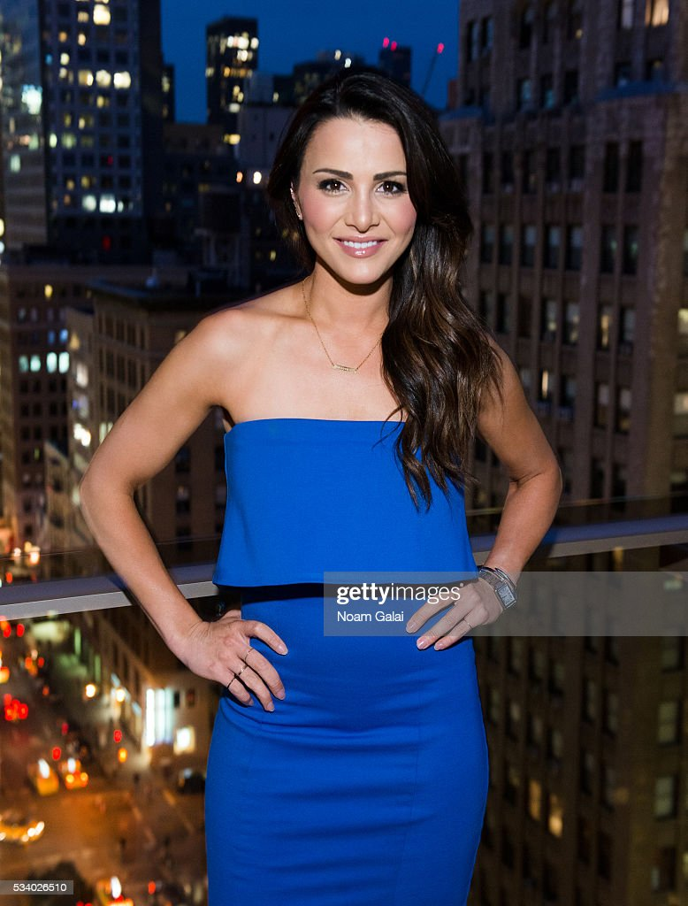 Television personality <a gi-track='captionPersonalityLinkClicked' href=/galleries/search?phrase=Andi+Dorfman&family=editorial&specificpeople=12541836 ng-click='$event.stopPropagation()'>Andi Dorfman</a> attends the 'It's Not Okay' book release party at Gansevoort Park Avenue NYC on May 24, 2016 in New York City.